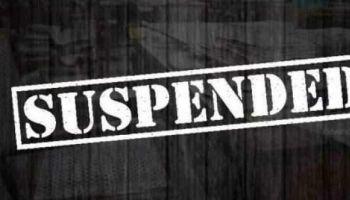Manipur Cop Suspended