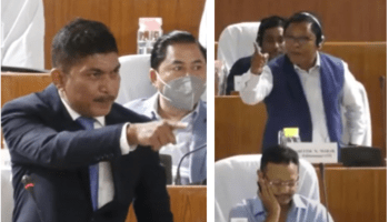 Meghalaya Assembly adjourned sine die