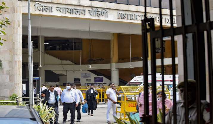 Lawyers abstain from work a day after shootout at Rohini court