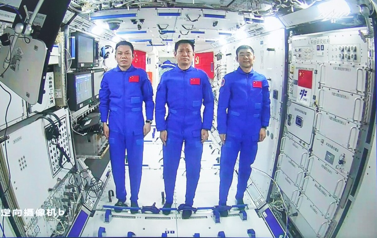 Shenzhou-12 astronauts back on Earth after China's longest space mission