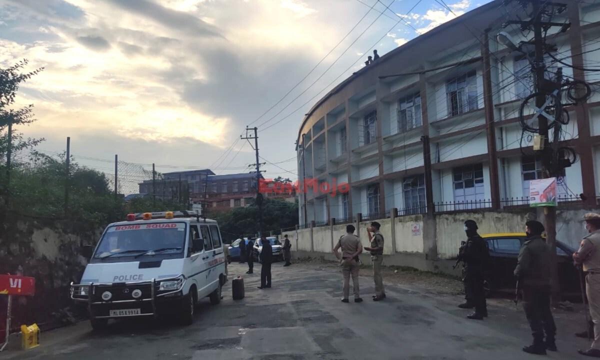 Meghalaya bomb