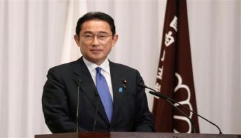 Japan's Parliament elects former diplomat Kishida as new PM