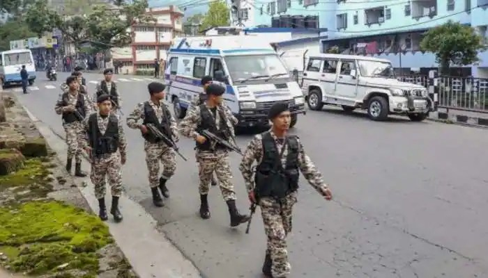 HNLC militant surrenders in Meghalaya