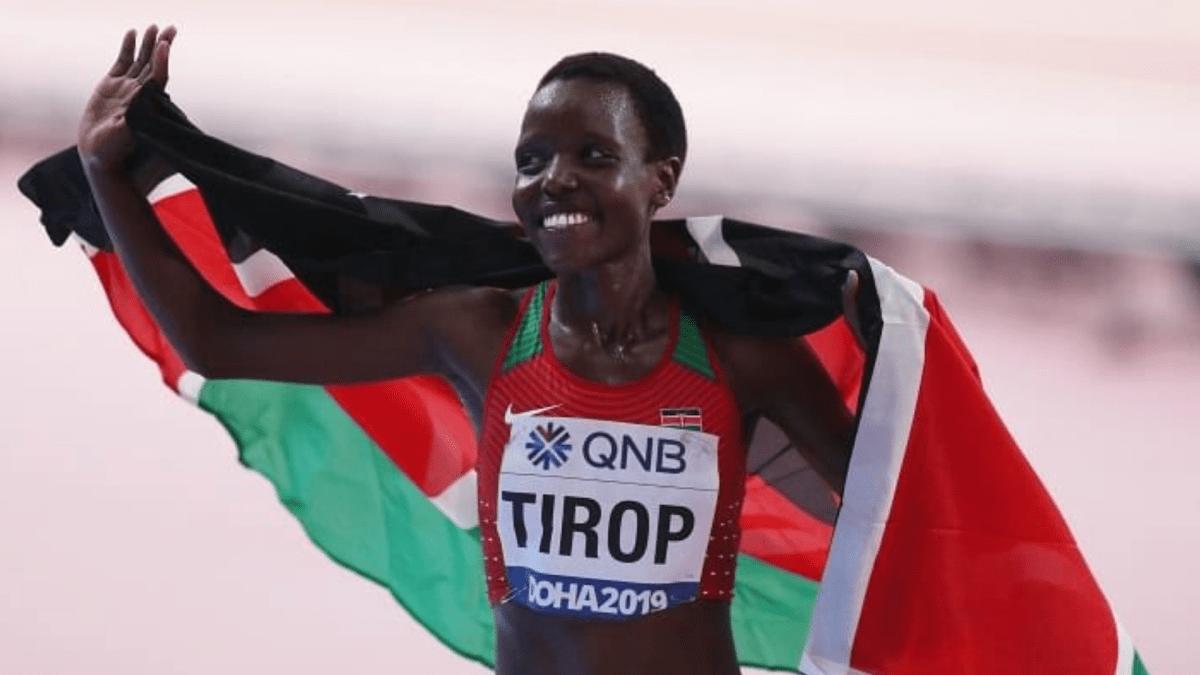 25-year-old Kenyan World Champion runner Agnes Tirop found dead