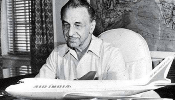 89th anniversary of first flight, group says filled with JRD Tata's spirit of adventure