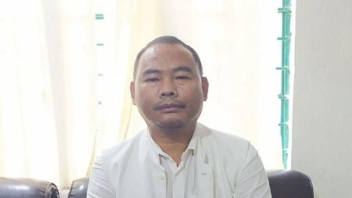 S Keoshu Yimchunger