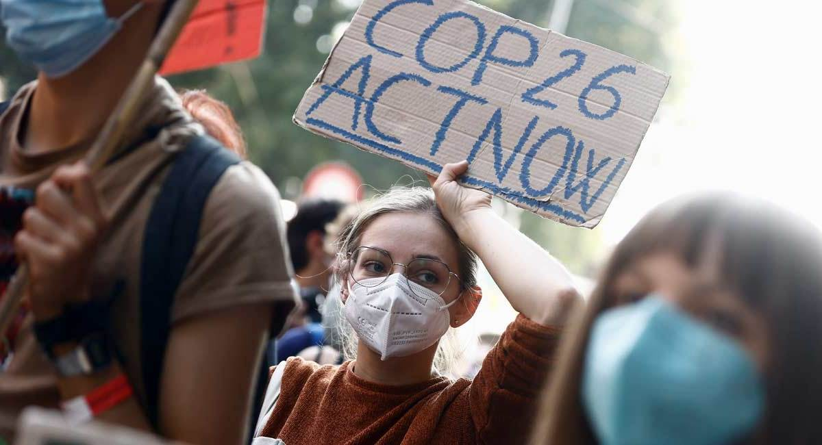 A successful COP26 is essential for Earth's future. What needs to go right?