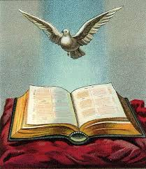 The Holy Spirit Represented as a Dove