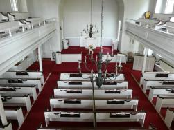 Congregational Church of Easton Sanctuary