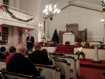 Christmas Eve Scripture Reading 2