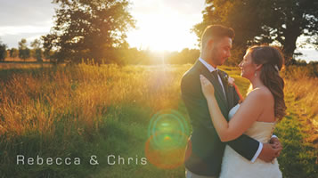 August wedding at Easton Grange - Becky and Chris