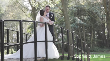 September wedding at Easton Grange