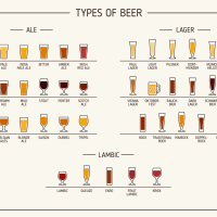 In honor of Lehigh Valley Beer Week: a handy chart