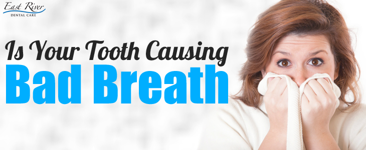 Are Your Teeth Causing Bad Breath - East River Dental Care - Newmarket - Ontario - Canada