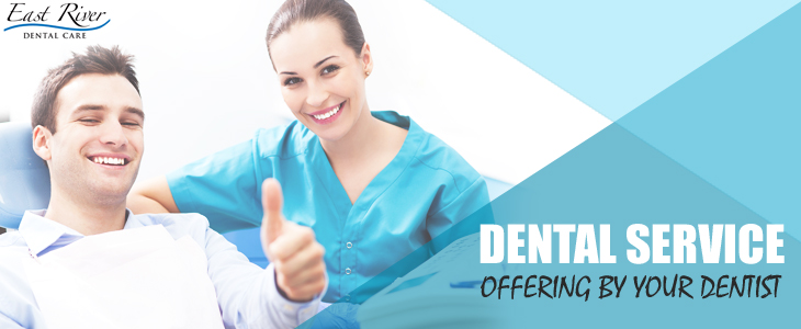 Dentist in Newmarket: Different Services They Offer
