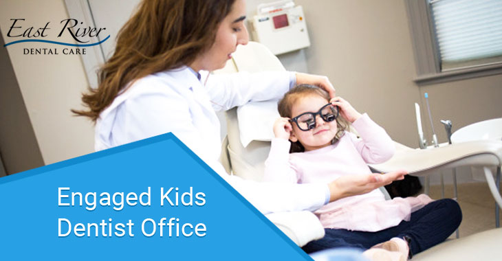 Kids dentist office newmarket