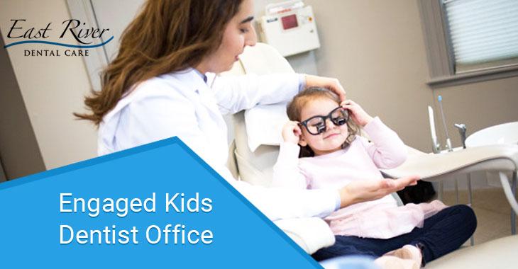 Kids dentist office newmarket