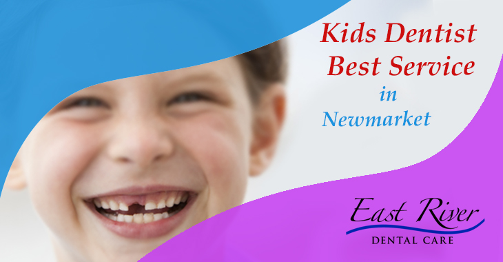 Kids Dentist Service Office Newmarket