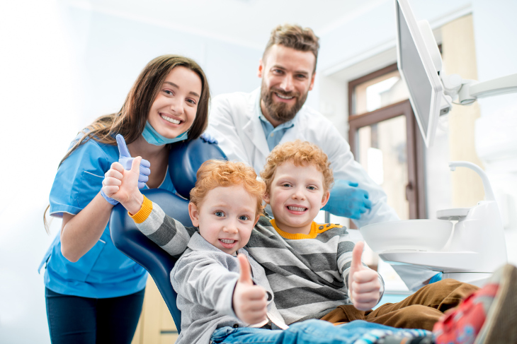 How East River Dental Takes Care of Your Entire Family's Dentistry Needs