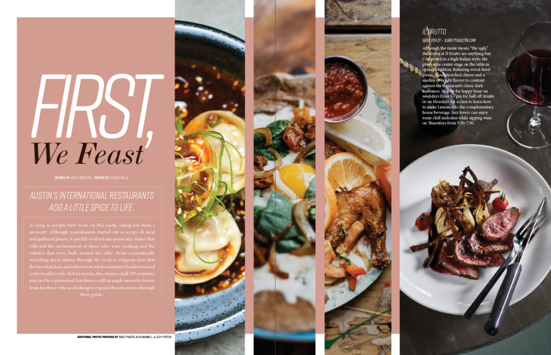 First, We Feast - EASTside Magazine