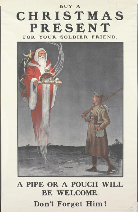 Christmas In The First World War WW1 East Sussex