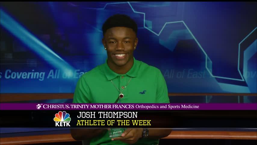 Athlete of the Week- Josh Thompson_56349299-159532