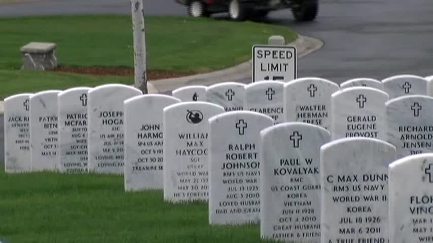 Funeral Planned For Veteran With No Family_63319000-159532