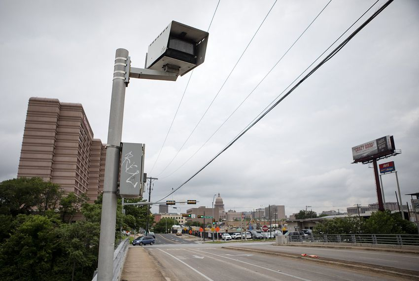 A red light camera at the intersection of I-35 and 11th St. near downtown Austin_1557328410214.jpg.jpg