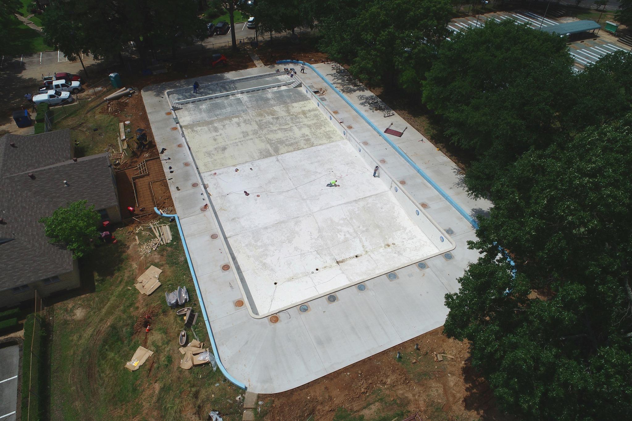Kilgore City Pool
