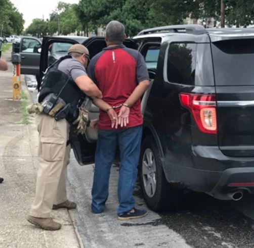 Ice Arrests 52 People During A Four Day Raid In Texas