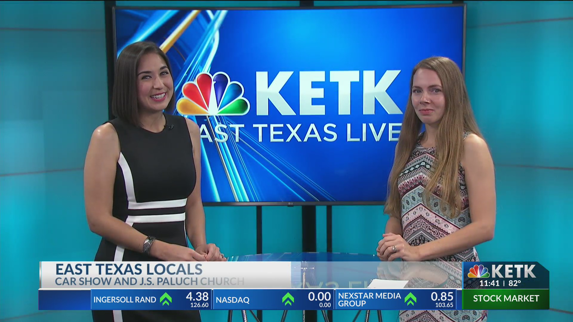 East Texas Locals car show and more | KETK | FOX51
