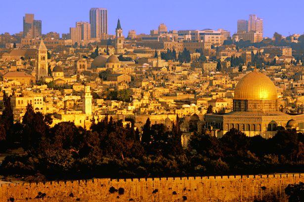 put u Jerusalim