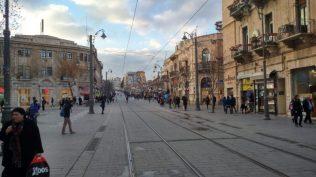 Yafo ulica
