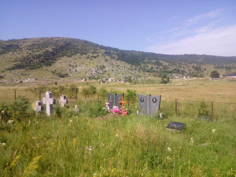 Groblje Kostadinovići