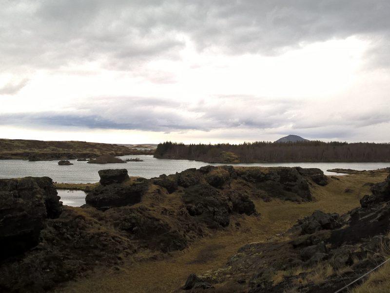 Myvatn lake