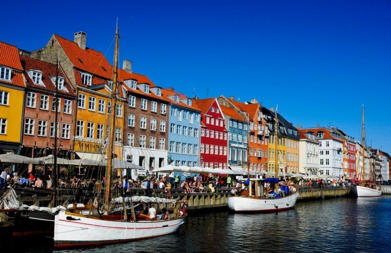 Prizor iz Kopenhagena