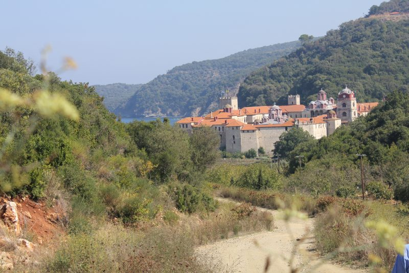 Manastir Esfigmen