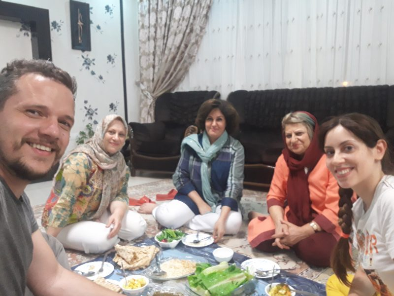 Putovanje u Iran