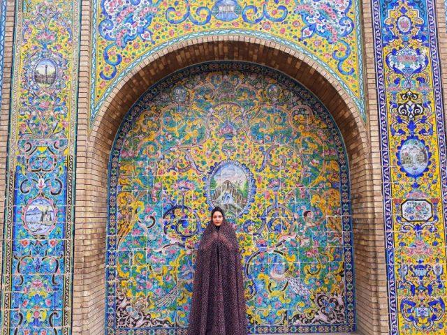 putovanje u Iran Golestan palata Teheran