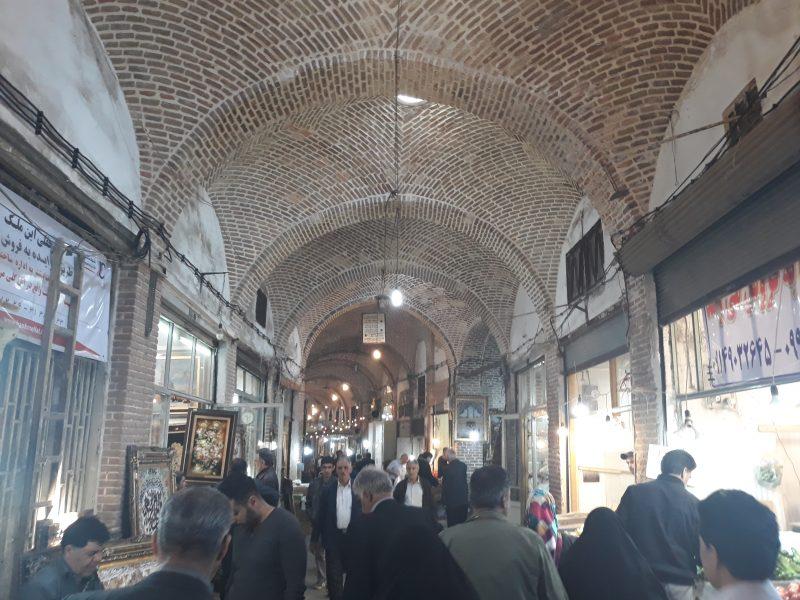 Iran Tabriz bazar