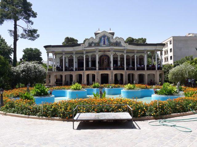 Širaz Shapouri palata