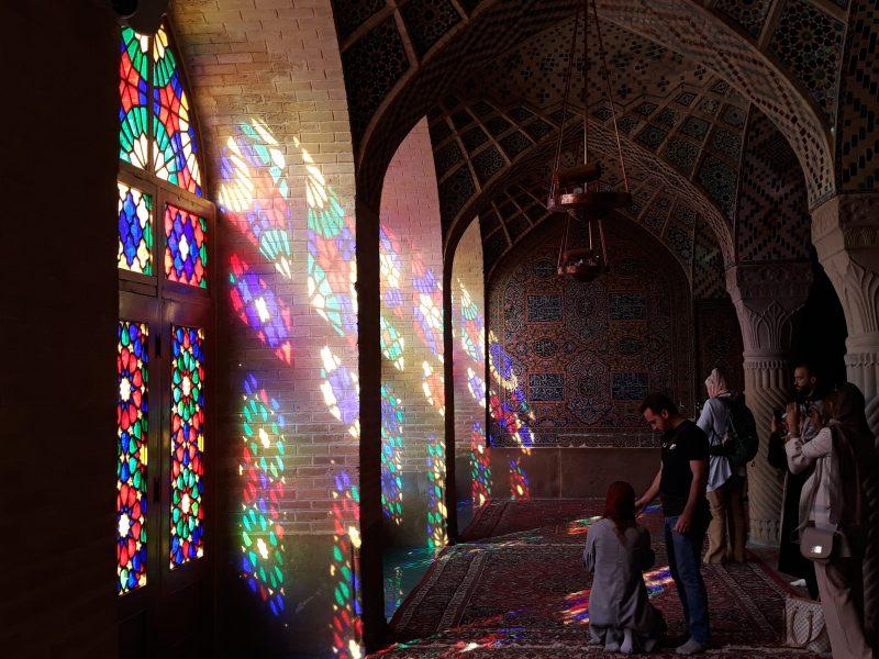 Širaz Nasirolmolk džamija