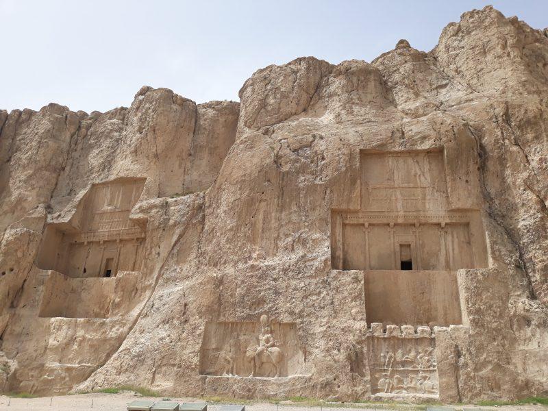Persepolj Širaz Persija