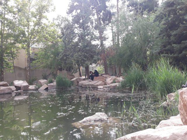 Širaz Eram Garden