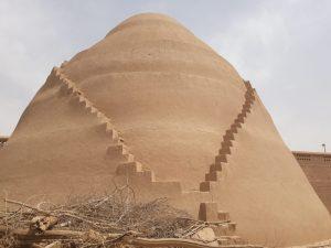 Piramide Yakhchal Jazd Iran