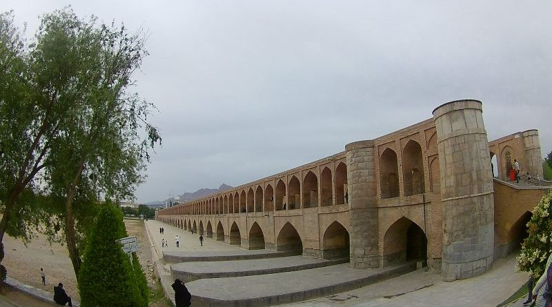 Khaju most Isfahan