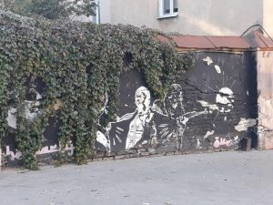 Viljnus street art