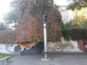 Viljnus spomenik Frenk Zapi