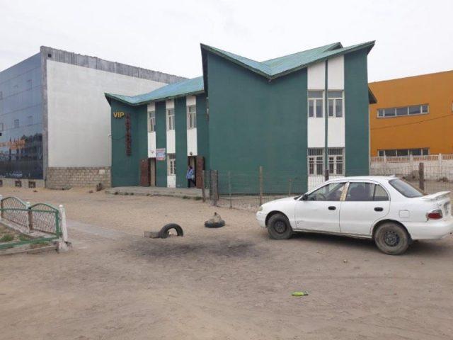 Mongolija Hovd diskoteka