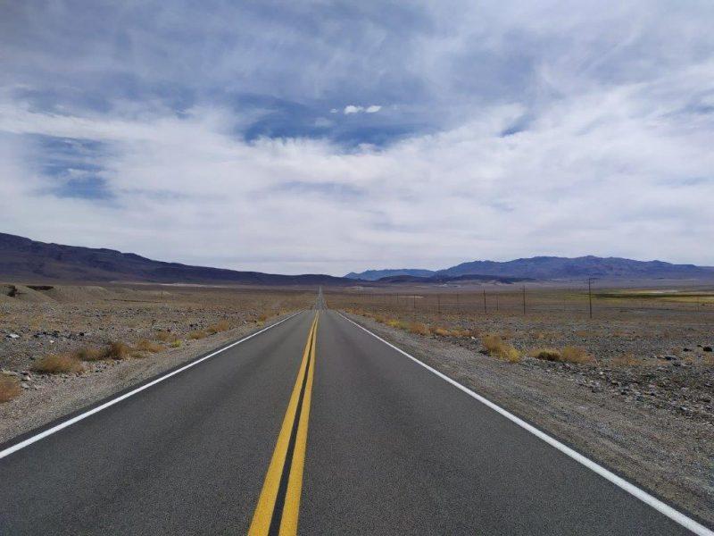 Kalifornija dolina smrti